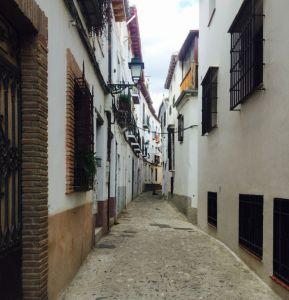 Granada_albaicin calle